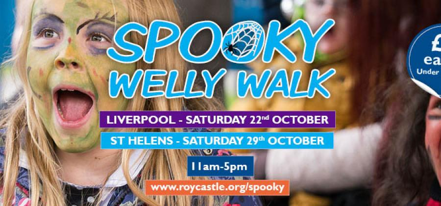 Spooky Welly Walk