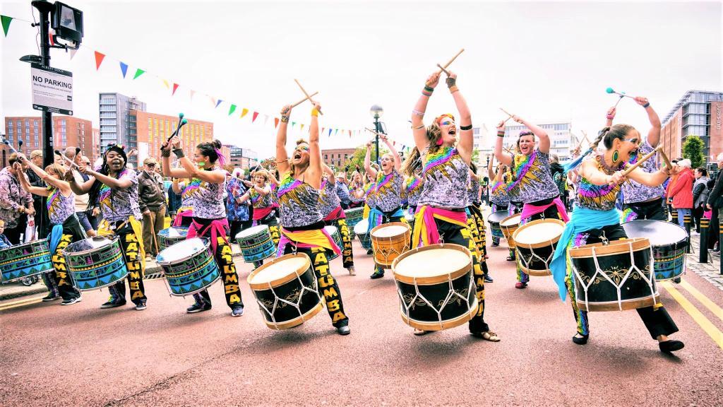 Katumba Drumming & Movement