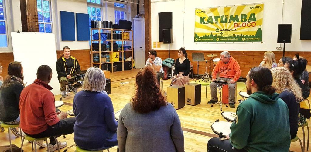 beginner drum class