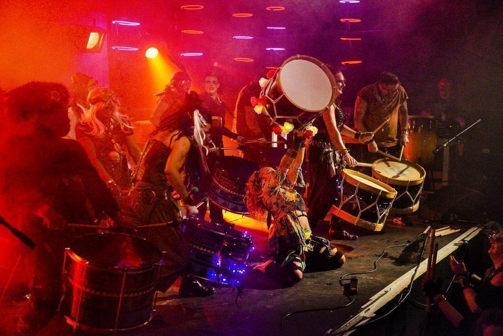 Katumba Show Band (Dave Ellison)