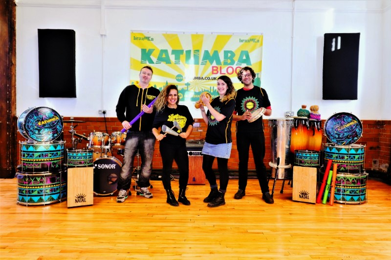 Katumba Culture Hub Team Photo
