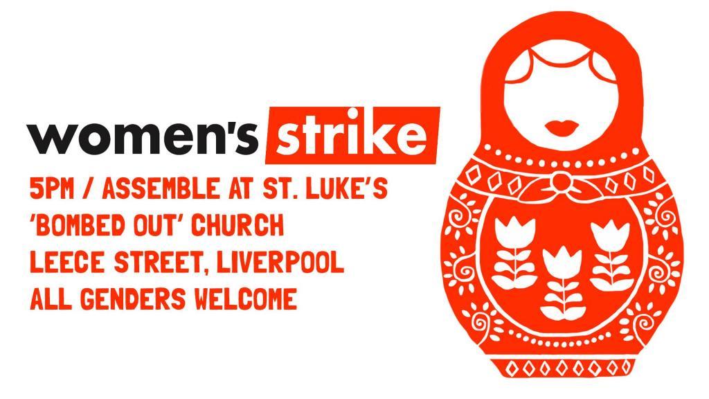 Women's Stirke Assembly Liverpool