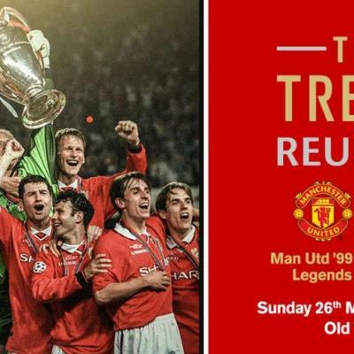 Man U Treble