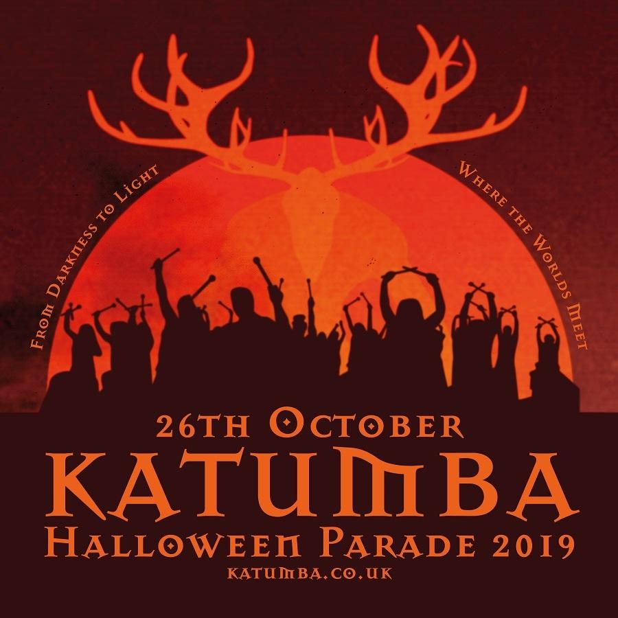 Katumba Halloween Parade 2019