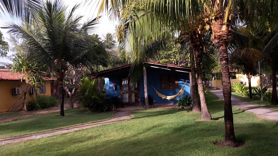 Accommodation in Maracaipe