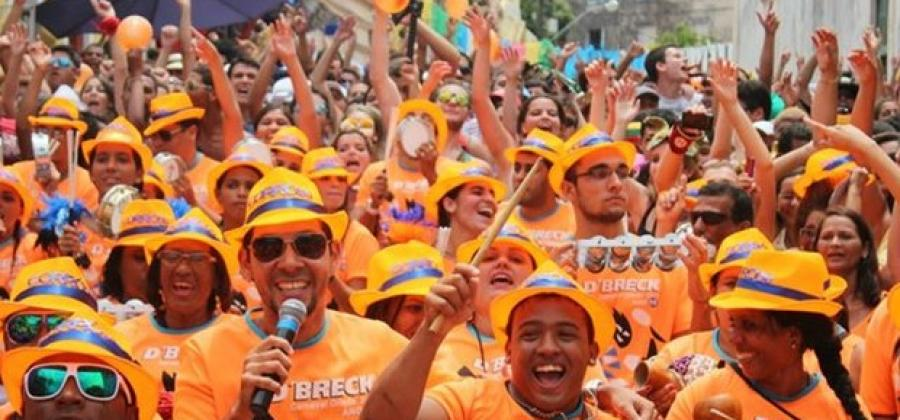 D'Breck @ Olinda Carnaval