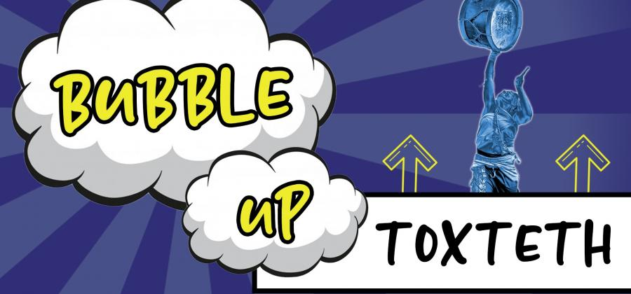 Bubble Up Toxteth