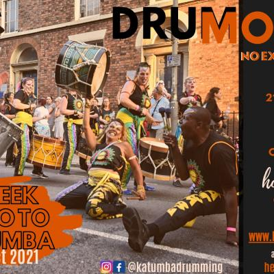 Drumming Group Liverpool -