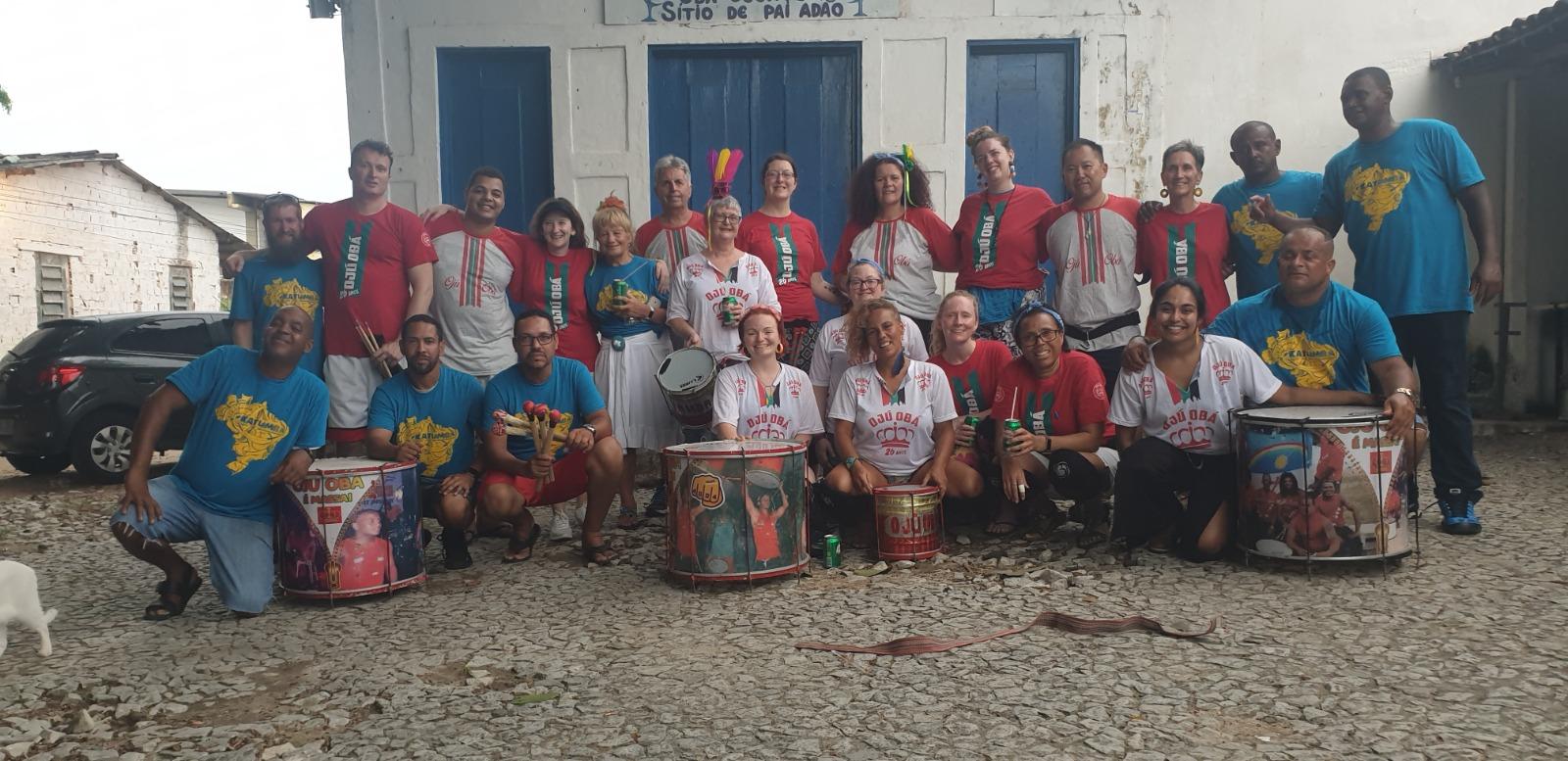 Katumba in Brazil