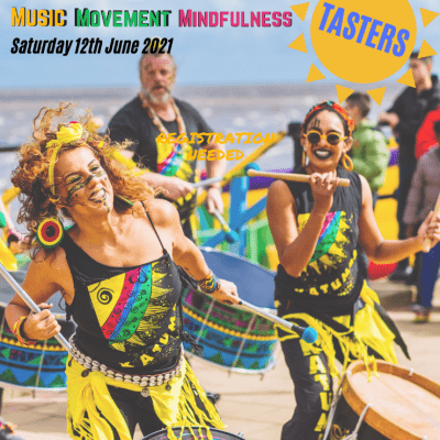Drumming and Movement Taster