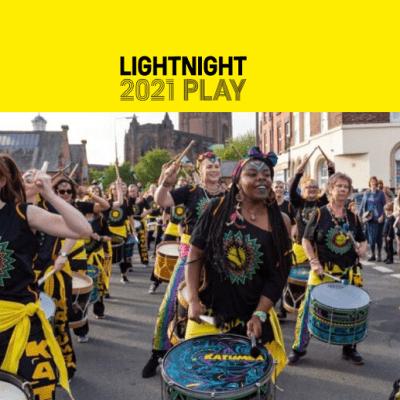 Katumba Liverpool Light Night